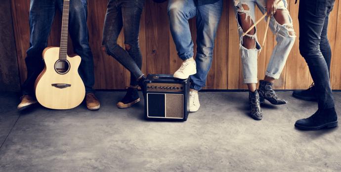 Guardar instrumentos musicais não é mais um problema